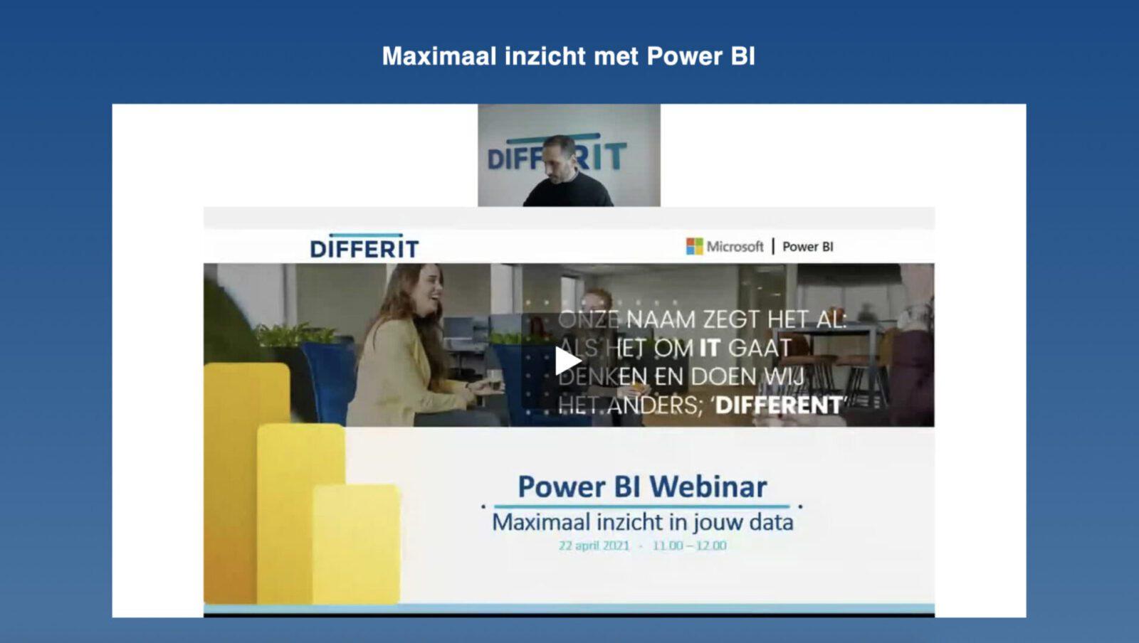 Webinar Power BI