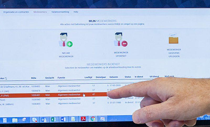 Payroll cloud webinar AFAS